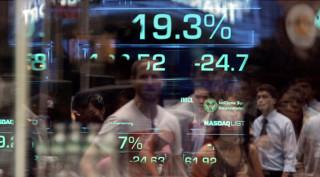 Economic data screen