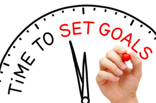 Time to set goals