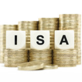 ISA coin stack