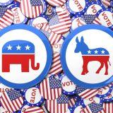 US Election & Votes trump