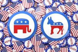 US Election & Votes trump's win